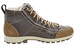High Colorado Sölden Mid Multifunctional Shoes Unisex Brown Leather